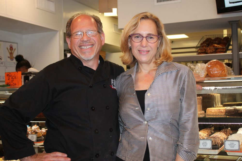 Janice and Bobby Jucker, owners of Three Brothers Bakery in Houston.  (Courtesy)
