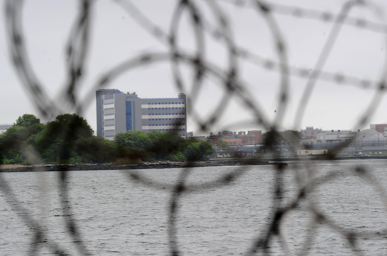 Inmate Freed As Coronavirus Spreads At New York's Rikers Island