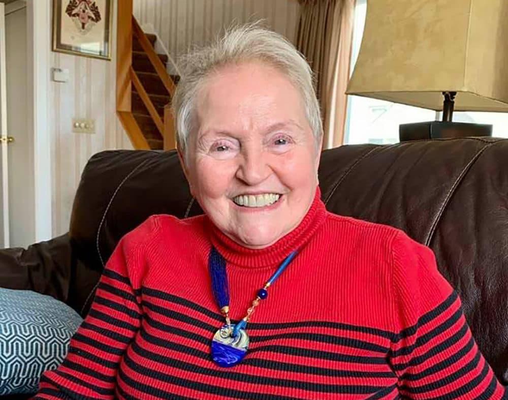 Annette Doeschner on Christmas 2019. (Courtesy)