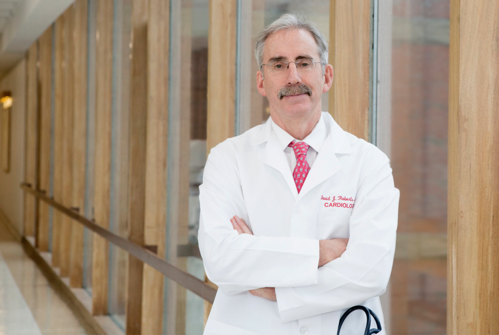 Dr. David Roberts, president and CEO of North Shore Medical Center (courtesy)
