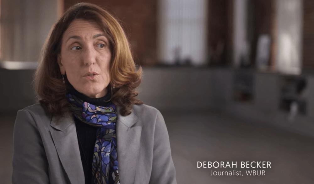 WBUR reporter Deborah Becker featured in the new Netflix docuseries 'How To Fix A Drug Scandal'.