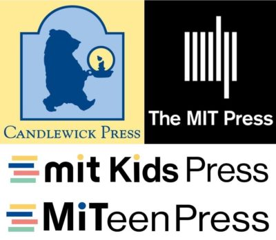 Candlewick Press and MIT Press announced two new collaborative imprints to provide hands-on learning for STEAM subjects.