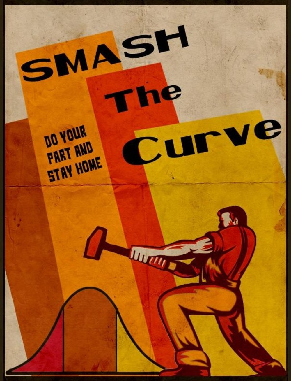 """Smash The Curve"" by u/Gleeemonex"