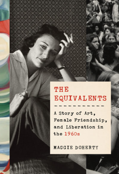 "The cover of Maggie Doherty's book ""The Equivalents."" (Courtesy Knopf)"