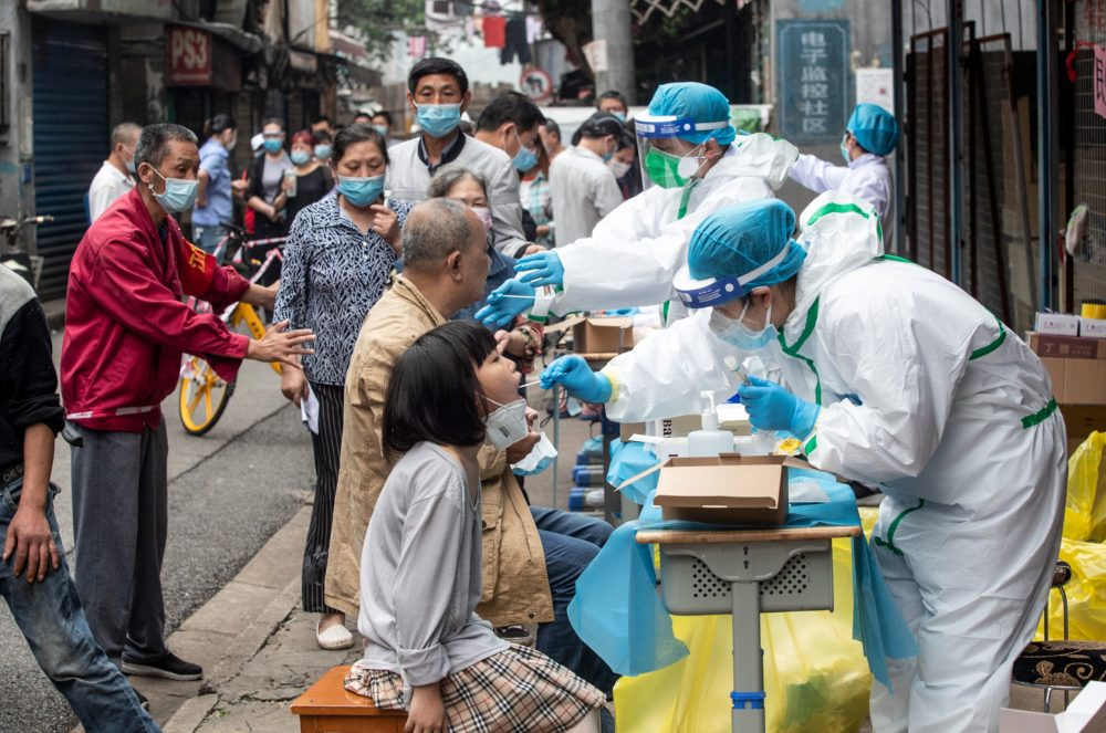 What We Learn From Wuhan's Coronavirus Testing Approach | On Point