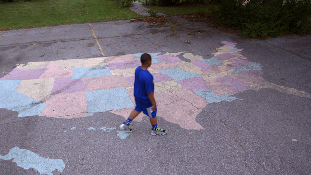 "An image from Jane Gillooly's documentary ""Where the Pavement Ends."" (Courtesy Where the Pavement Ends)"