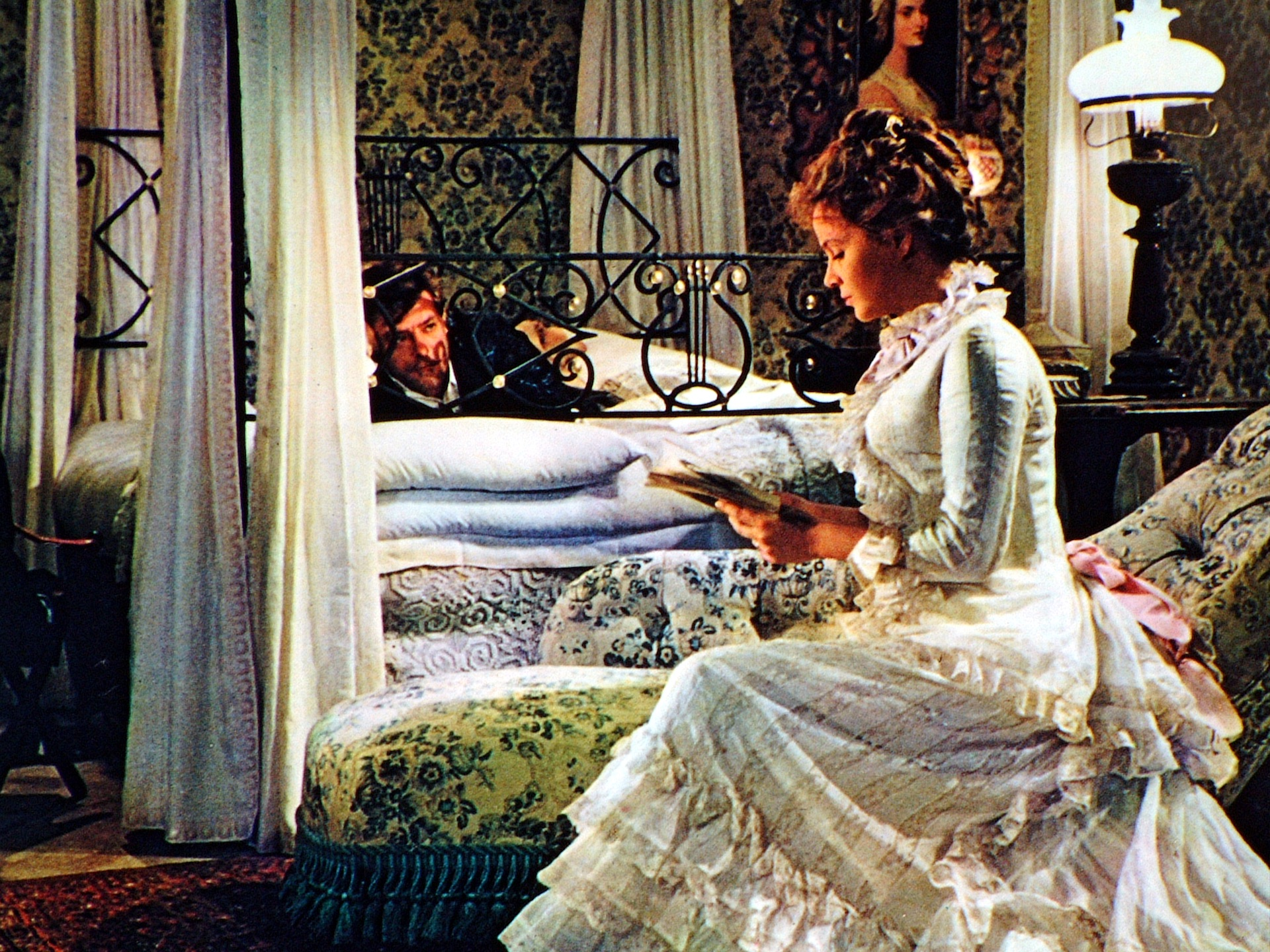 "A still from Luchino Visconti's 1976 film ""L'Innocente."" (Courtesy Film Movement)"