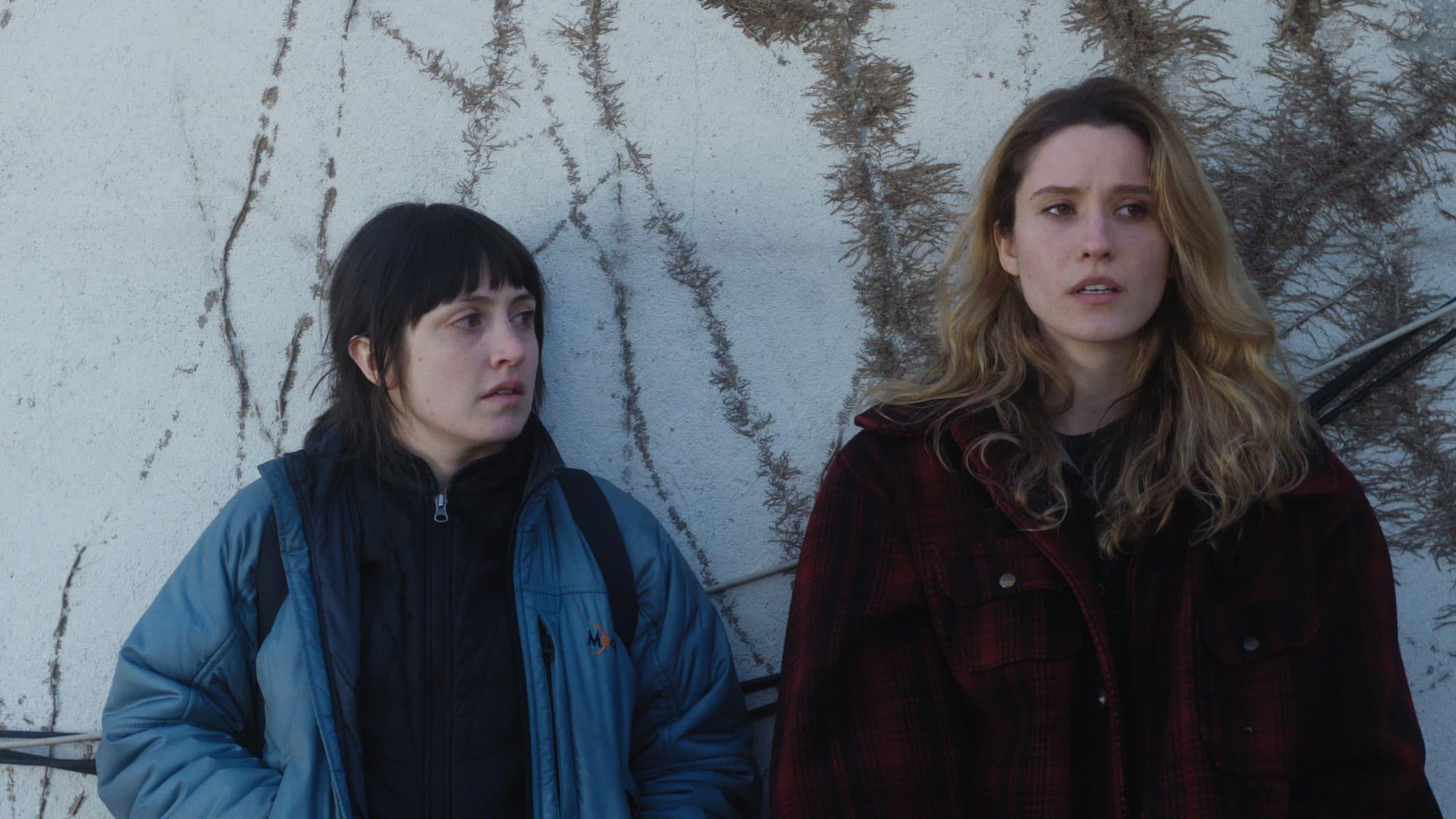 "Tallie Medel, left, and Norma Kuhling in ""Fourteen."" (Courtesy Christopher Messina)"
