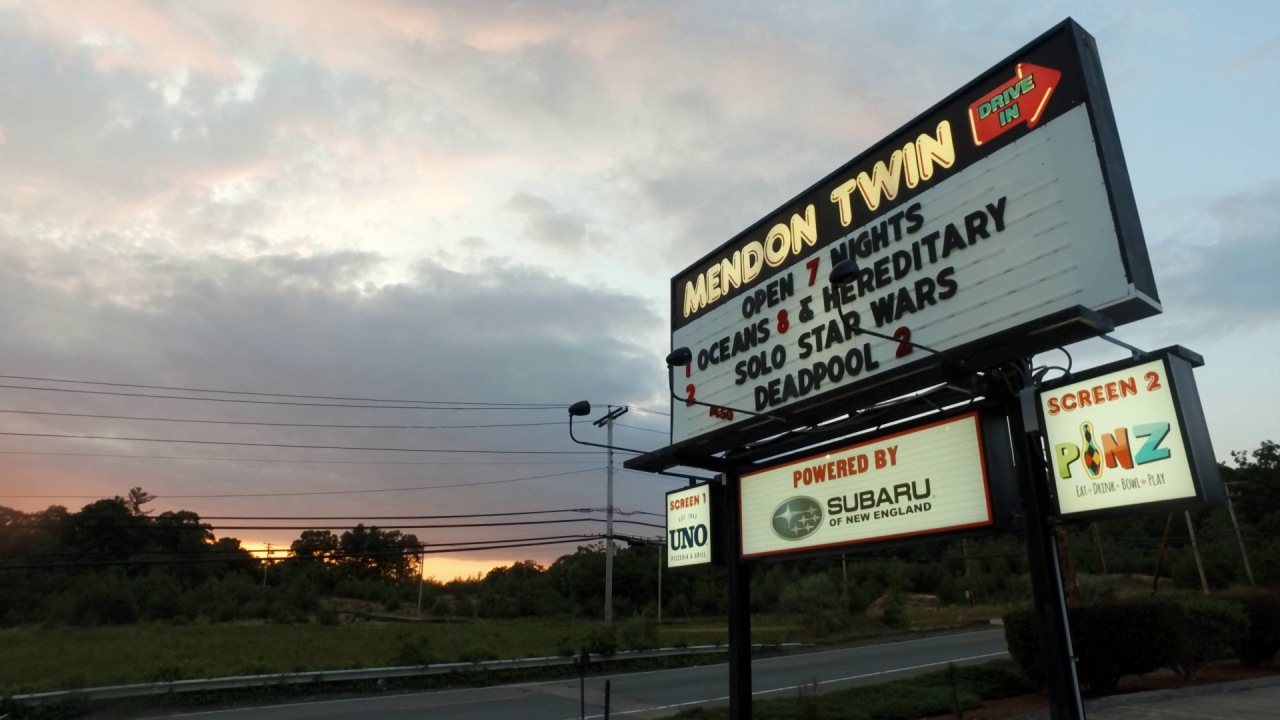 With Greenlight From Baker Massachusetts Drive Ins Are Opening For Business The Artery