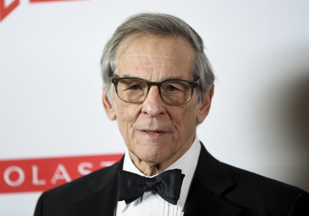 Robert Caro attends the 2019 PEN America Literary Gala at the American Museum of Natural History in 2019.(Evan Agostini/Invision/AP)