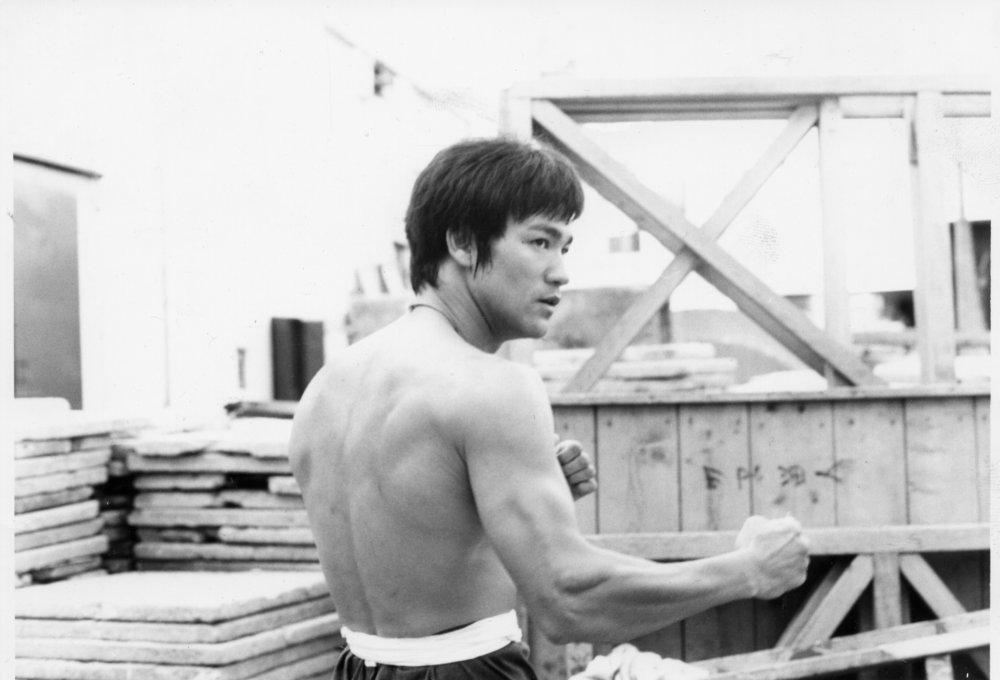 Bruce Lee (Bruce Lee Family Archive)