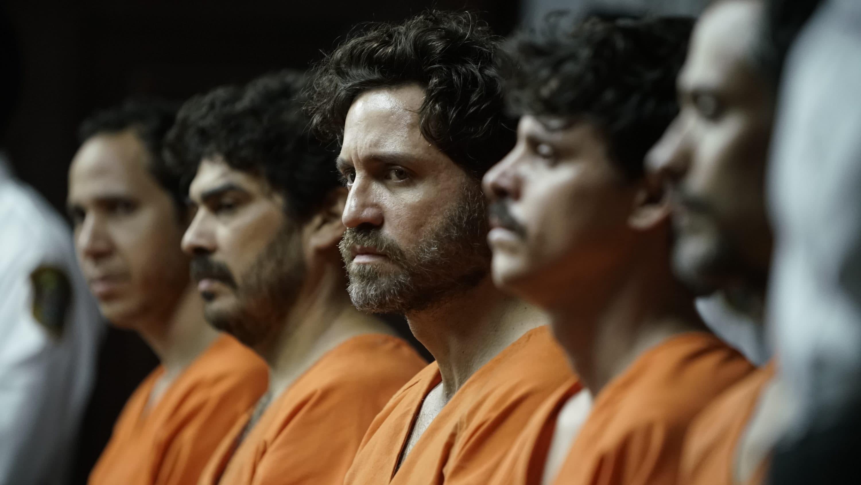 "A still from director Olivier Assayas' film ""Wasp Network."" (Courtesy Netflix)"