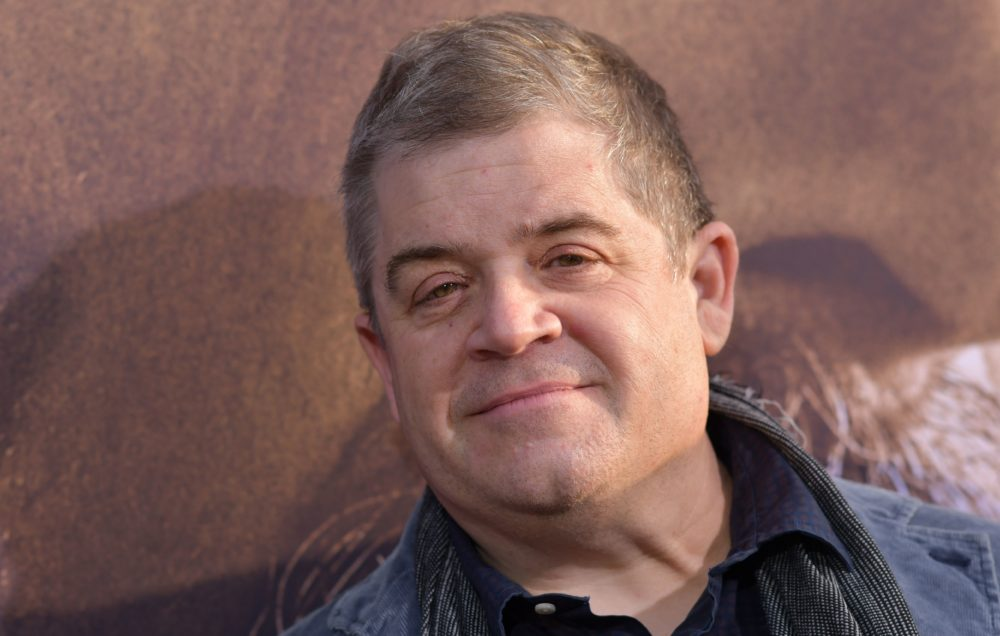 Actor Patton Oswalt. (Chris Delmas/AFP via Getty Images)