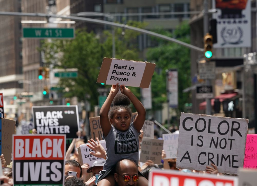 How To Talk About Race And Protests With Your Kids Explained By A Child Psychologist Here Now