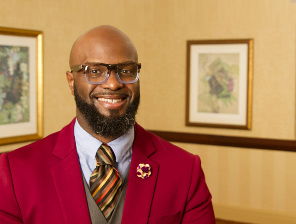 Lawrence Alexander is director of diversity and inclusion at Carney, Sandoe & Associates, where he helps conduct implicit bias training programs for both educational institutions and corporations. (Courtesy Lawrence Alexander)