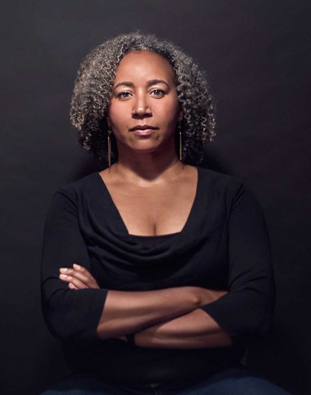 """Mia Birdsong is an activist and the author of the book """"How we show up: Reclaiming Family, Friendship, and Community.""""  (Courtesy Nye Lyn Tho)"""