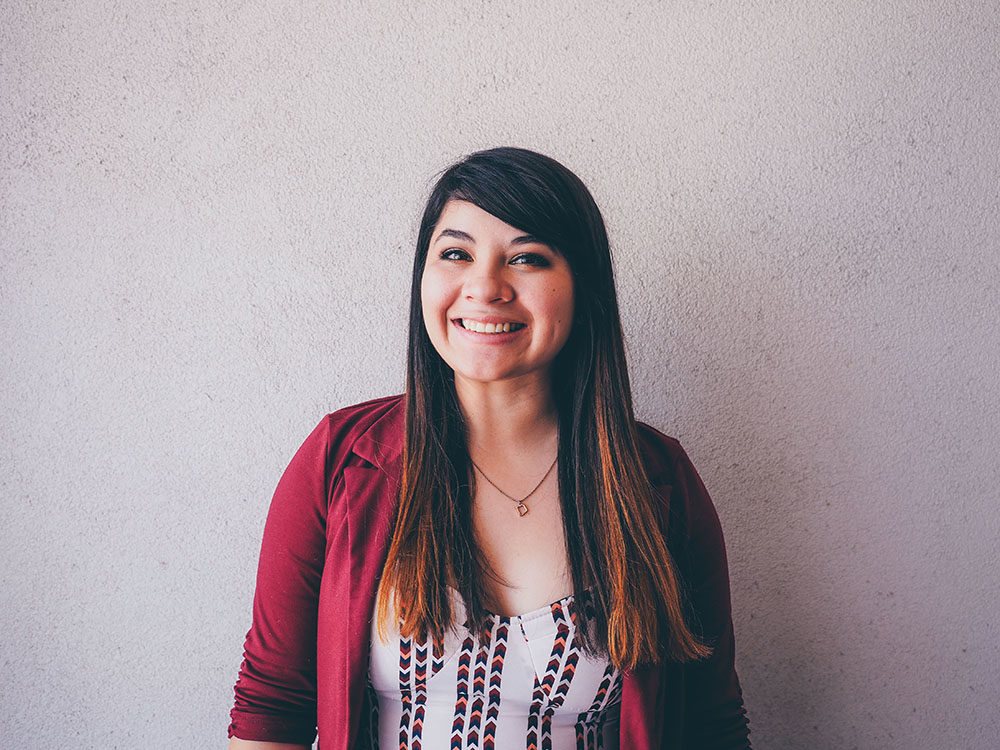 Reyna Montoya, a DACA recipient and founder and CEO of Aliento, an immigrant aid group in Phoenix. (Courtesy)