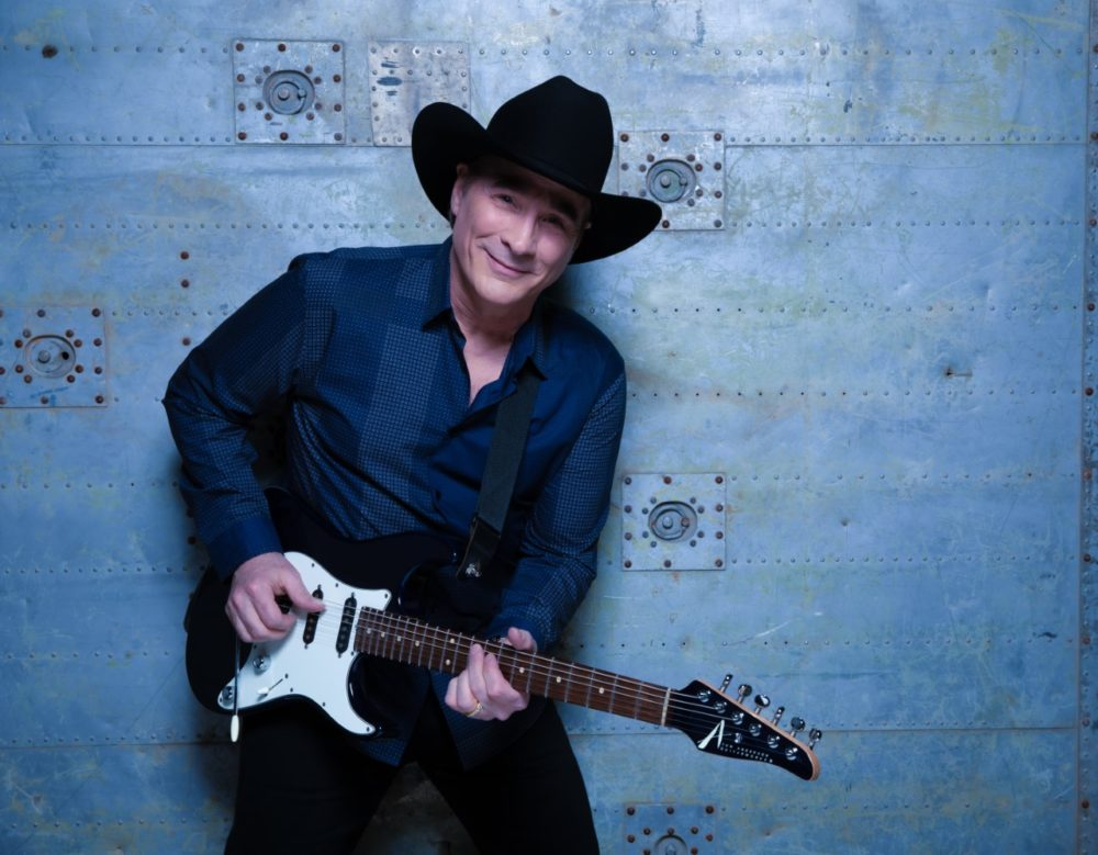 "Clint Black has just released a new studio album, ""Out of Sane."" (Courtesy)"