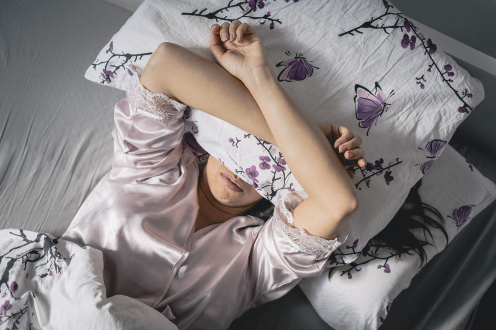 Pandemic dreams... or nightmares? Researcher Deirdre Barrett has collected thousands of COVID-19 related dreams. (Getty Images)