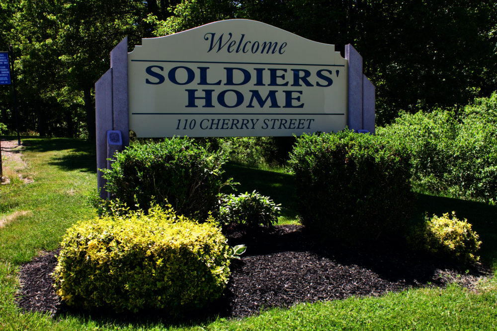 The Holyoke Soldiers' Home. (Miriam Wasser/WBUR)