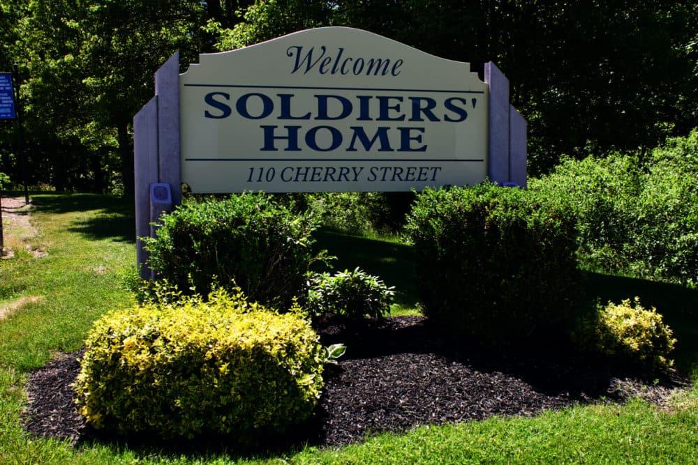 The Holyoke Soldiers' Home. (Miriam Wasser/WBUR)