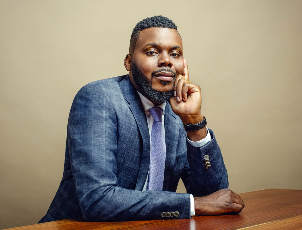 Mayor Michael Tubbs. (Timothy Archibald/The Forbes Collection)