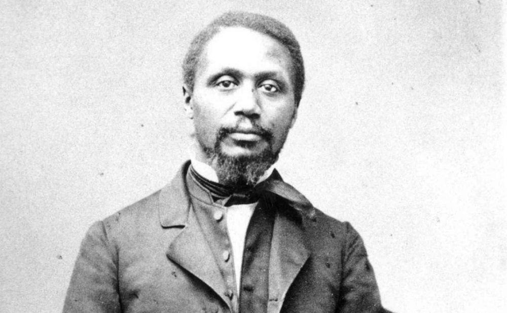 Robert Morris, the state's second Black lawyer, defended African American civil rights in legal cases on Boston school desegregation, slavery and citizenship. (Wikimedia Commons)