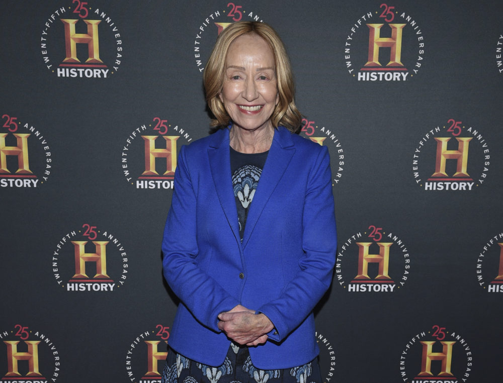 Author and historian Doris Kearns Goodwin shares how baseball influenced her life. (Evan Agostini/Invision/AP)