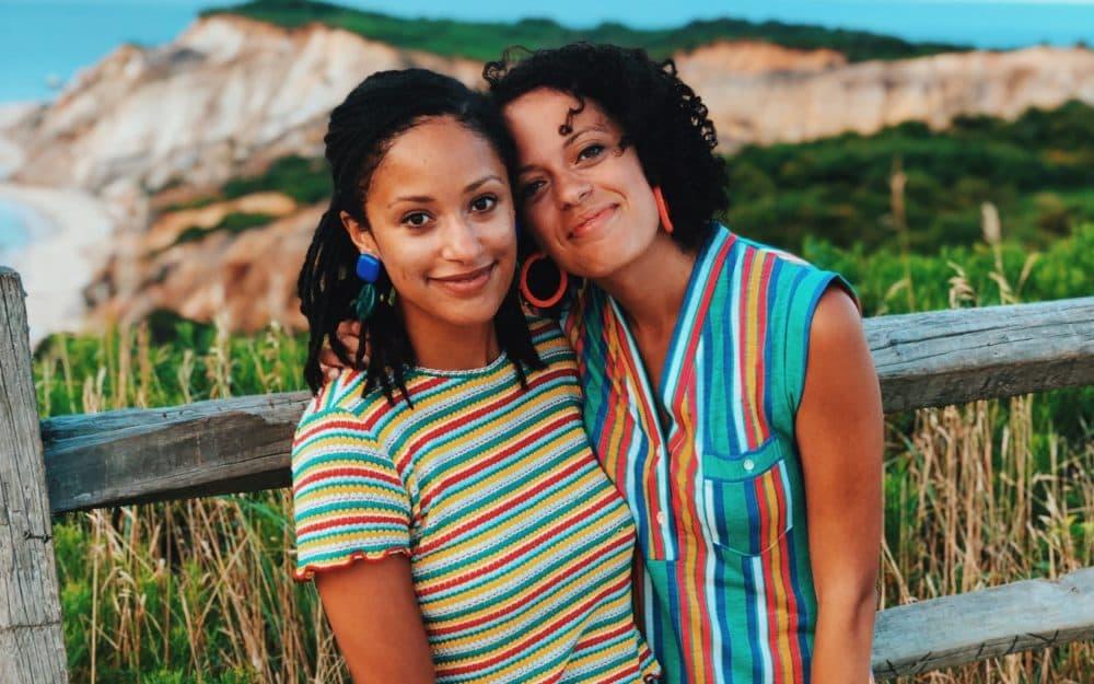 Emily and Caroline Joyner. (Courtesy Caroline Joyner)