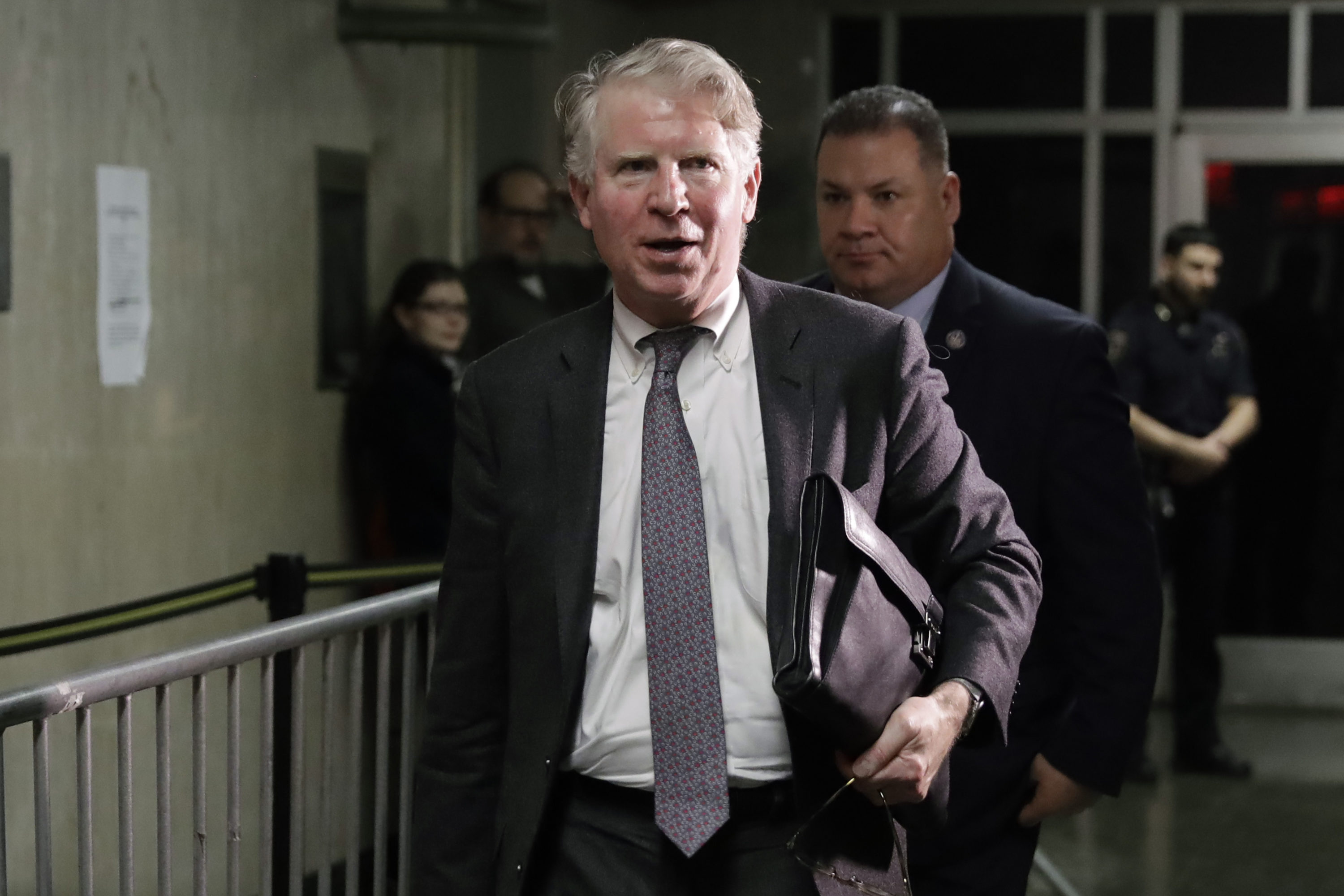 Judge clears way for Manhattan's top prosecutor to get Trump tax returns