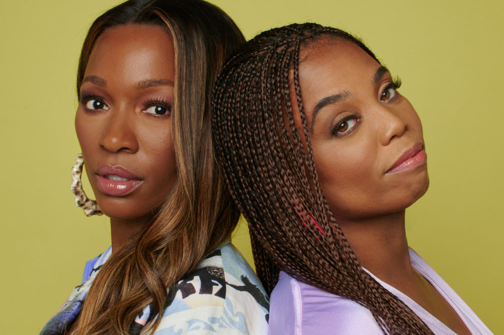 Cari Champion and Jemele Hill talks about their friendship, working in sports media as Black women and their new show. (Jasmine Durhal)