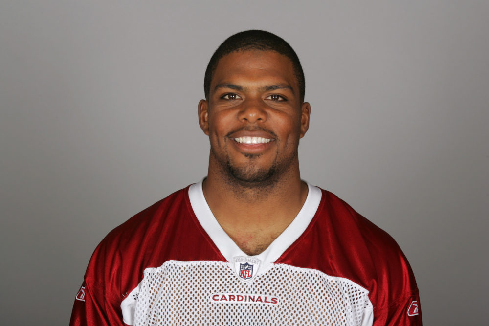 Jason Wright played for the Arizona Cardinals, Cleveland Browns and Atlanta Falcons -- and then went on to get his MBA and work at McKinsey. (NFL via Getty Images)