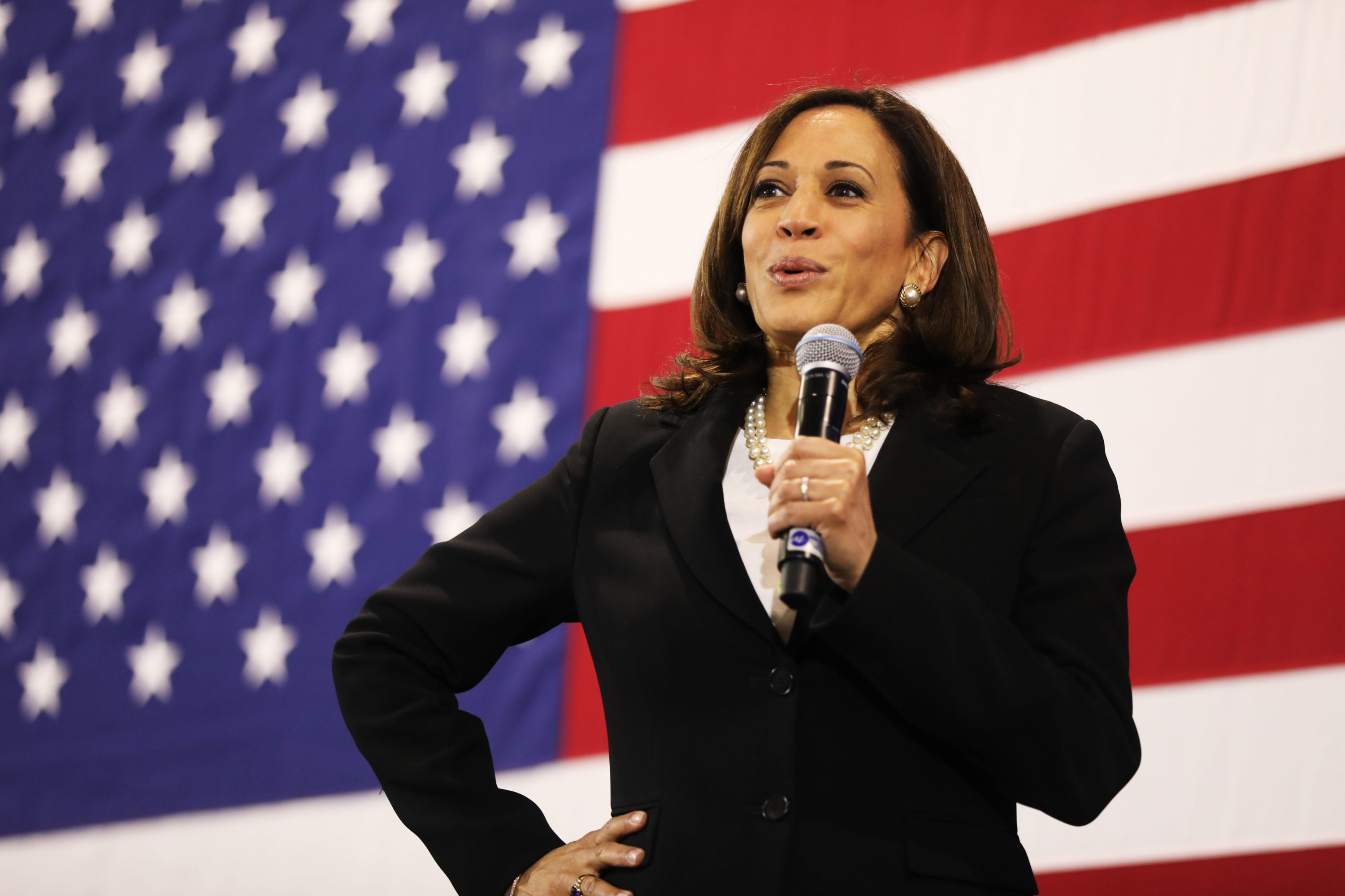 Kamala Harris Vp Bid Sparks Debate About Racial Identity Here Now