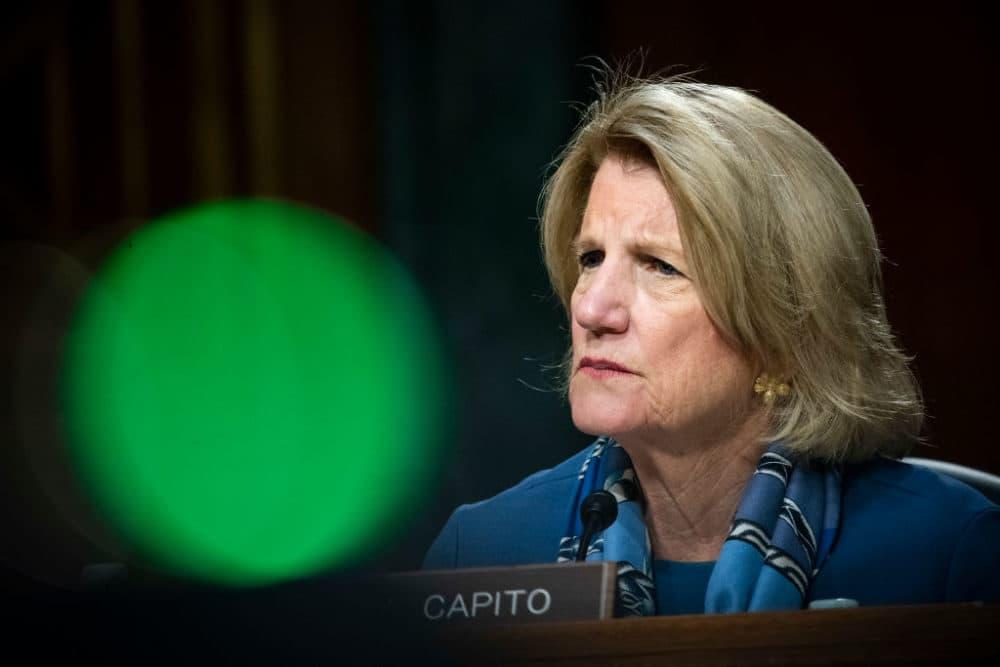 Sen. Shelley Moore Capito (Al Drago/Pool/Getty Images)