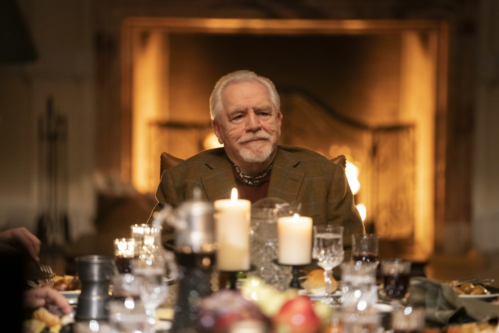 "Actor Brian Cox stars in the HBO series ""Succession."" (Peter Kramer/HBO)"