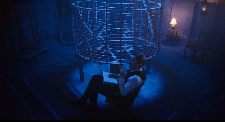 """Ethan Hawke as Nikola Tesla in Michael Almereyda's """"Tesla."""" (Courtesy IFC Films)"""