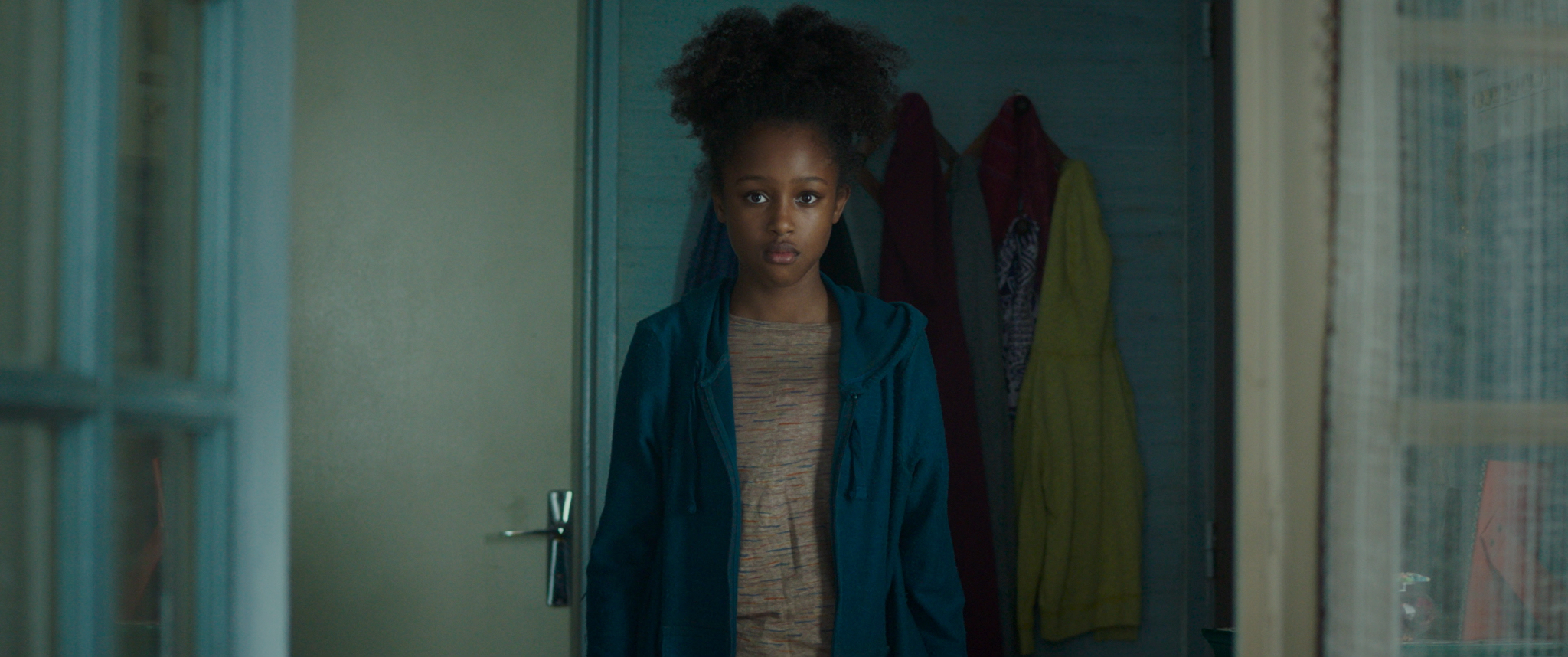 "Fathia Youssouf Abdillahi in ""Cuties."" (Courtesy Netflix)"
