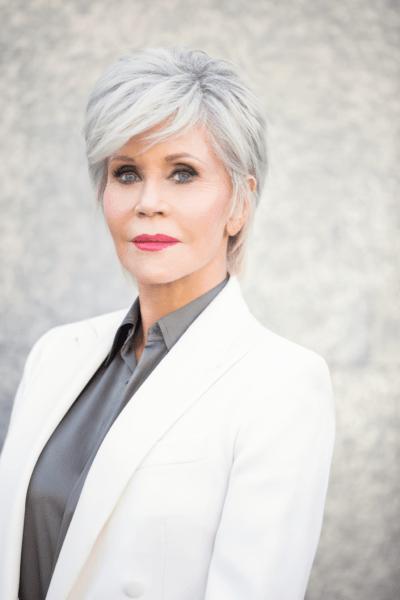 Jane Fonda. (Photo by John Russo)