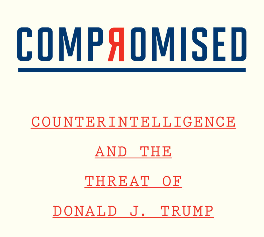 """""""Compromised,"""" by Peter Strzok. (Courtesy Houghton Mifflin Harcourt)"""