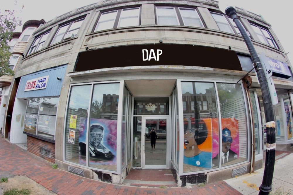 Dorchester Art Project is expanding into a new ground-level space slated to open in October. (Courtesy Perry Kerr)