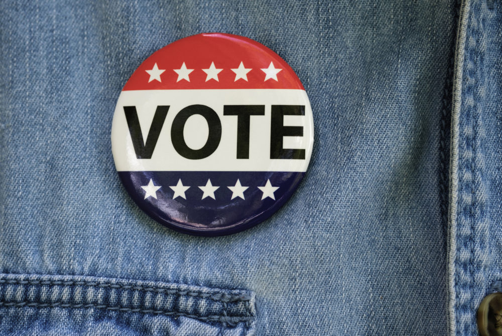 Here & Now wants to hear from first time voters. (Getty Images)