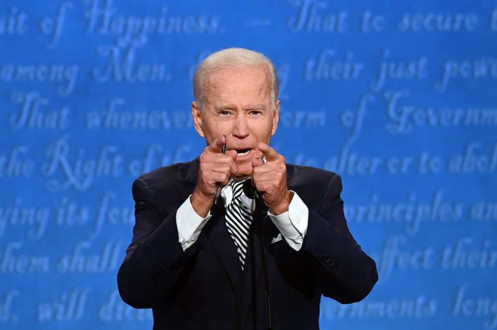 Joe Biden And The Power Of Breaking The Fourth Wall | Cognoscenti