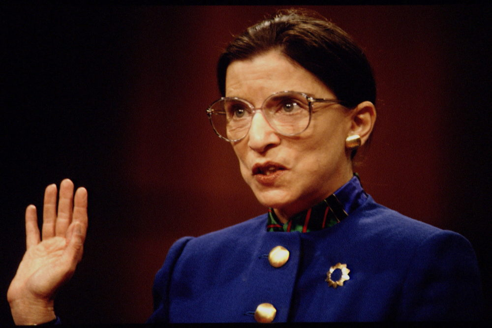 Ruth Bader Ginsburg Helped Shape The Modern Era Of Women's Rights – Before  Becoming A Supreme Court Justice | WBUR News