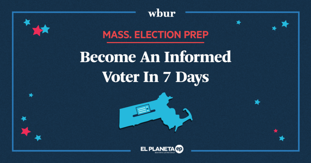 "Sign up for ""Mass. Election Prep"" to become an informed voter in only 7 days."