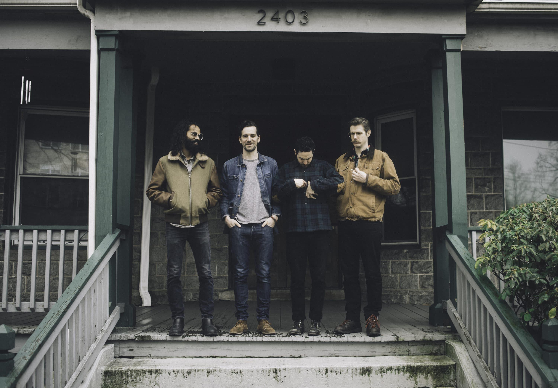 Indie folk band Darlingside (Courtesy Robb Stey)