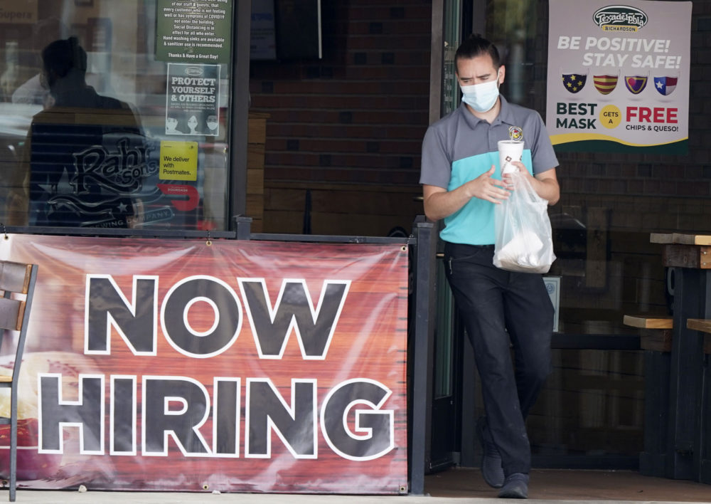 Jobless claims fall to 751,000, lowest level since March