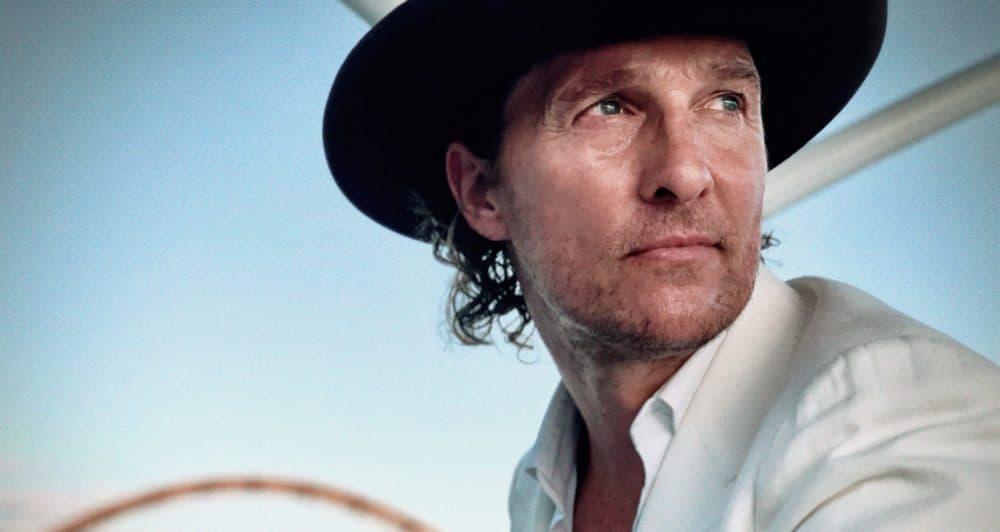 Oscar-winning actor Matthew McConaughey. (Vida Alves McConaughey)