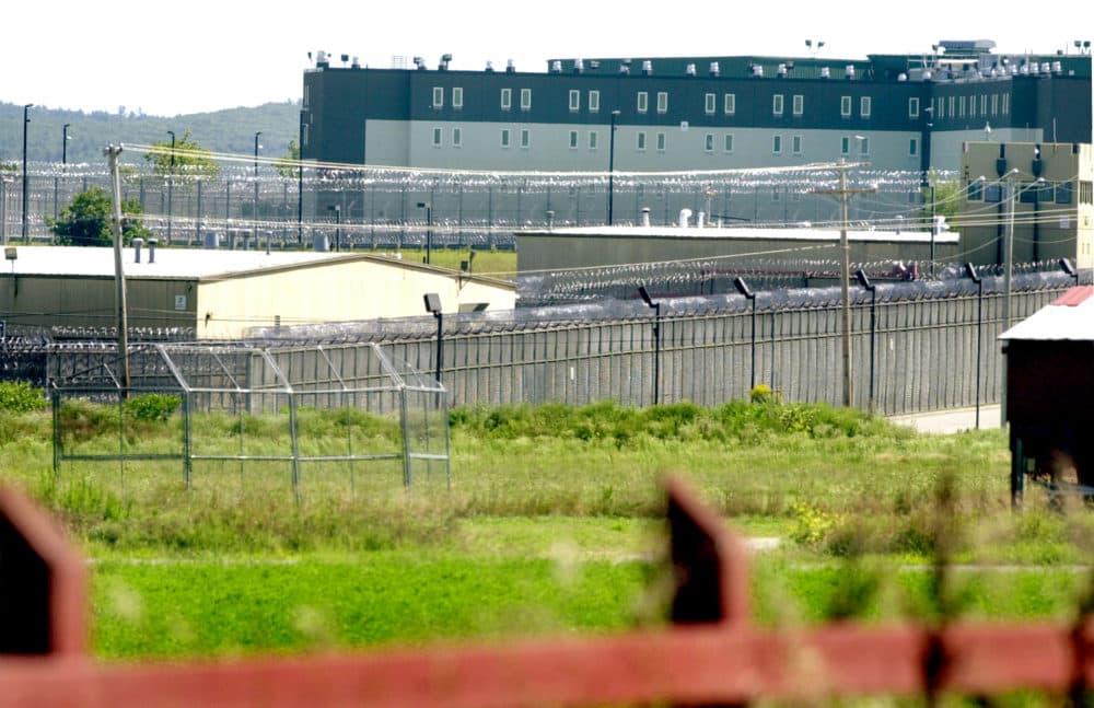 The Souza-Baranowski Correctional Center in Shirley, Massachusetts, as seen in 2003. (John Mottern/Getty Images)