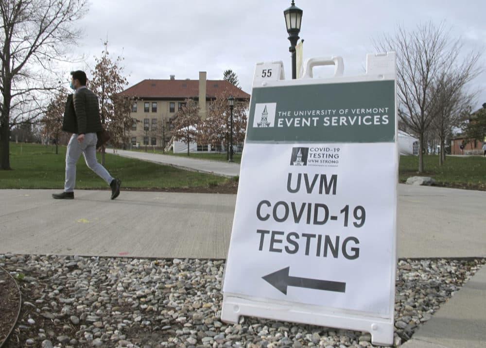 Vermont Added To Massachusetts' List Of Coronavirus High Risk States