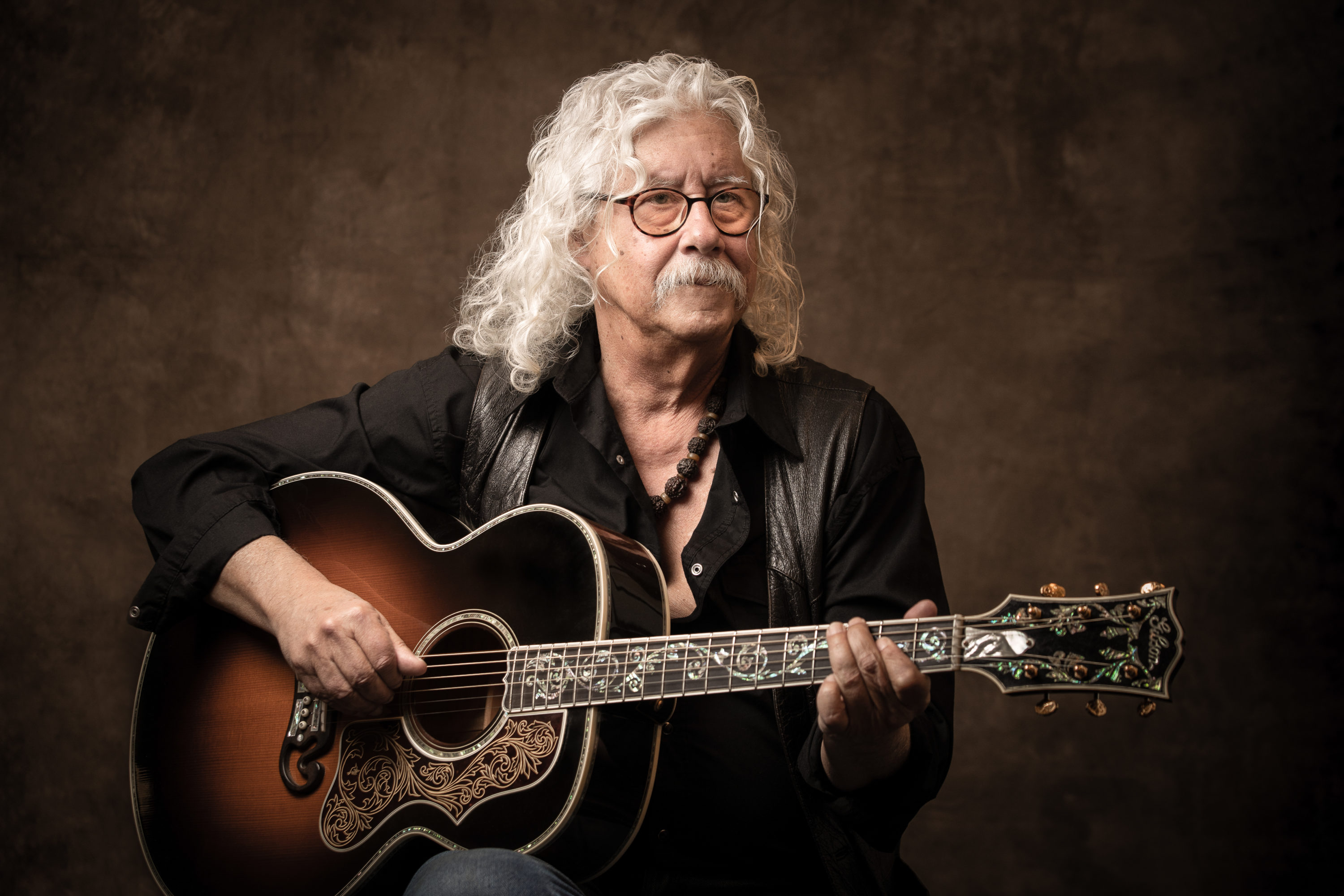 Arlo Guthrie (Courtesy Eric Brown)